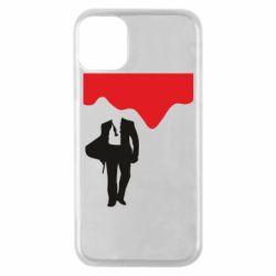 Чохол для iPhone 11 Pro Bond 007 minimalism