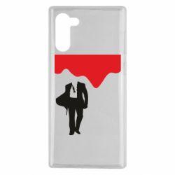 Чохол для Samsung Note 10 Bond 007 minimalism