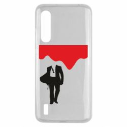 Чехол для Xiaomi Mi9 Lite Bond 007 minimalism