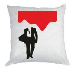Подушка Bond 007 minimalism