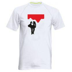 Чоловіча спортивна футболка Bond 007 minimalism