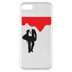 Чохол для iPhone 7 Bond 007 minimalism
