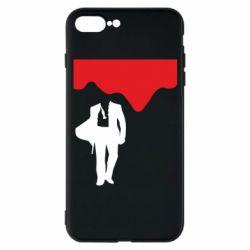Чохол для iPhone 7 Plus Bond 007 minimalism