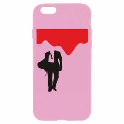 Чохол для iPhone 6/6S Bond 007 minimalism