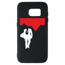 Чохол для Samsung S7 Bond 007 minimalism
