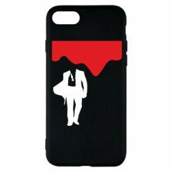 Чохол для iPhone 8 Bond 007 minimalism