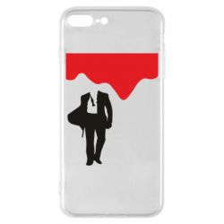 Чохол для iPhone 8 Plus Bond 007 minimalism