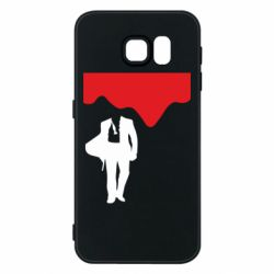 Чохол для Samsung S6 Bond 007 minimalism