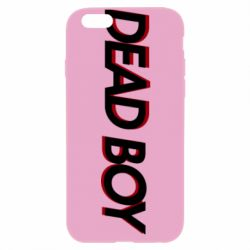 Чохол для iPhone 6/6S Bones: Dead boy