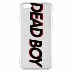 Чохол для iPhone 6 Plus/6S Plus Bones: Dead boy
