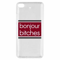 Чехол для Xiaomi Mi 5s Bonjour bitches