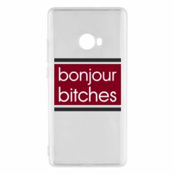 Чехол для Xiaomi Mi Note 2 Bonjour bitches