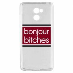 Чехол для Xiaomi Redmi 4 Bonjour bitches