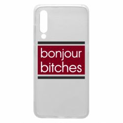 Чехол для Xiaomi Mi9 Bonjour bitches