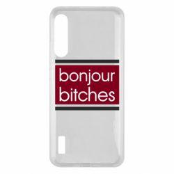 Чохол для Xiaomi Mi A3 Bonjour bitches