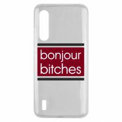 Чехол для Xiaomi Mi9 Lite Bonjour bitches