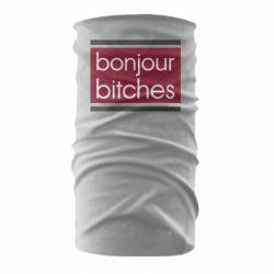 Бандана-труба Bonjour bitches