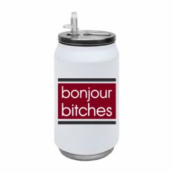 Термобанка 350ml Bonjour bitches