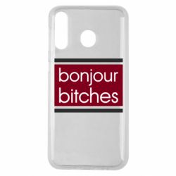 Чехол для Samsung M30 Bonjour bitches