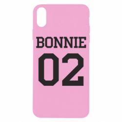 Чохол для iPhone X/Xs Bonnie 02