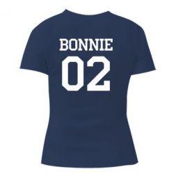 Жіноча футболка Bonnie 02