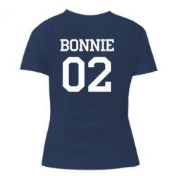 Женская футболка Bonnie 02