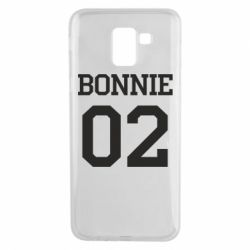 Чохол для Samsung J6 Bonnie 02