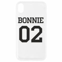 Чохол для iPhone XR Bonnie 02
