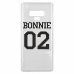Чохол для Samsung Note 9 Bonnie 02