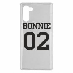 Чохол для Samsung Note 10 Bonnie 02