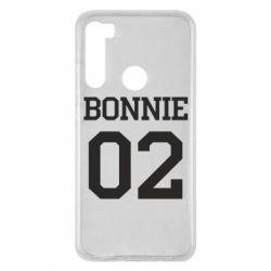 Чохол для Xiaomi Redmi Note 8 Bonnie 02