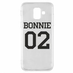 Чохол для Samsung A6 2018 Bonnie 02