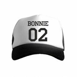 Дитяча кепка-тракер Bonnie 02