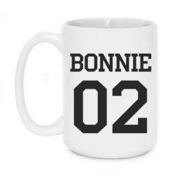 Кружка 420ml Bonnie 02