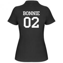 Женская футболка поло Bonnie 02