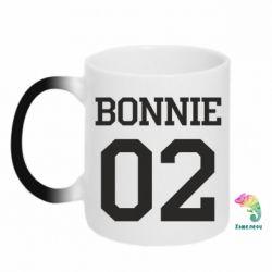 Кружка-хамелеон Bonnie 02