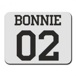 Коврик для мыши Bonnie 02