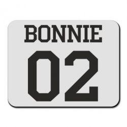 Килимок для миші Bonnie 02