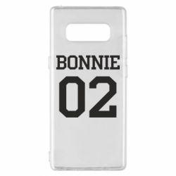 Чохол для Samsung Note 8 Bonnie 02