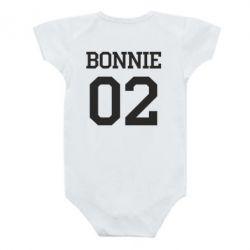 Детский бодик Bonnie 02