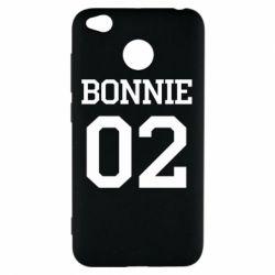 Чохол для Xiaomi Redmi 4x Bonnie 02