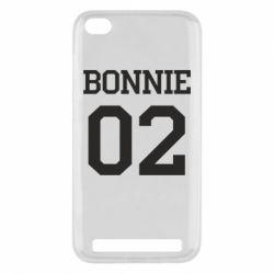 Чохол для Xiaomi Redmi 5a Bonnie 02