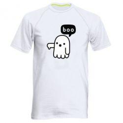Мужская спортивная футболка Boo