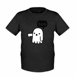 Детская футболка Boo