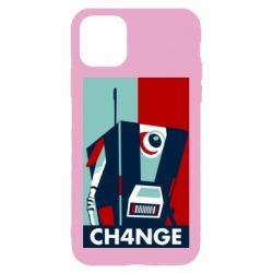 Чохол для iPhone 11 Borderlands CH4NGE Claptrap