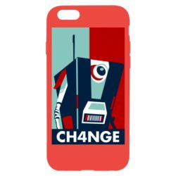 Чохол для iPhone 6/6S Borderlands CH4NGE Claptrap