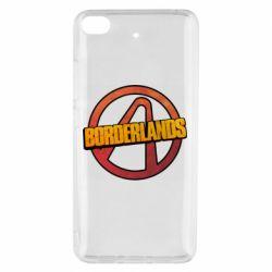 Чехол для Xiaomi Mi 5s Borderlands logotype