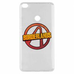 Чехол для Xiaomi Mi Max 2 Borderlands logotype