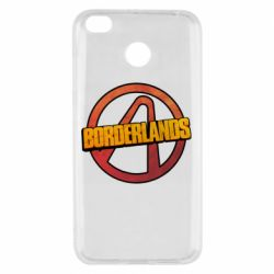 Чехол для Xiaomi Redmi 4x Borderlands logotype