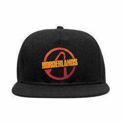 Снепбек Borderlands logotype